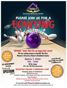 Bowling Fundraiser Image